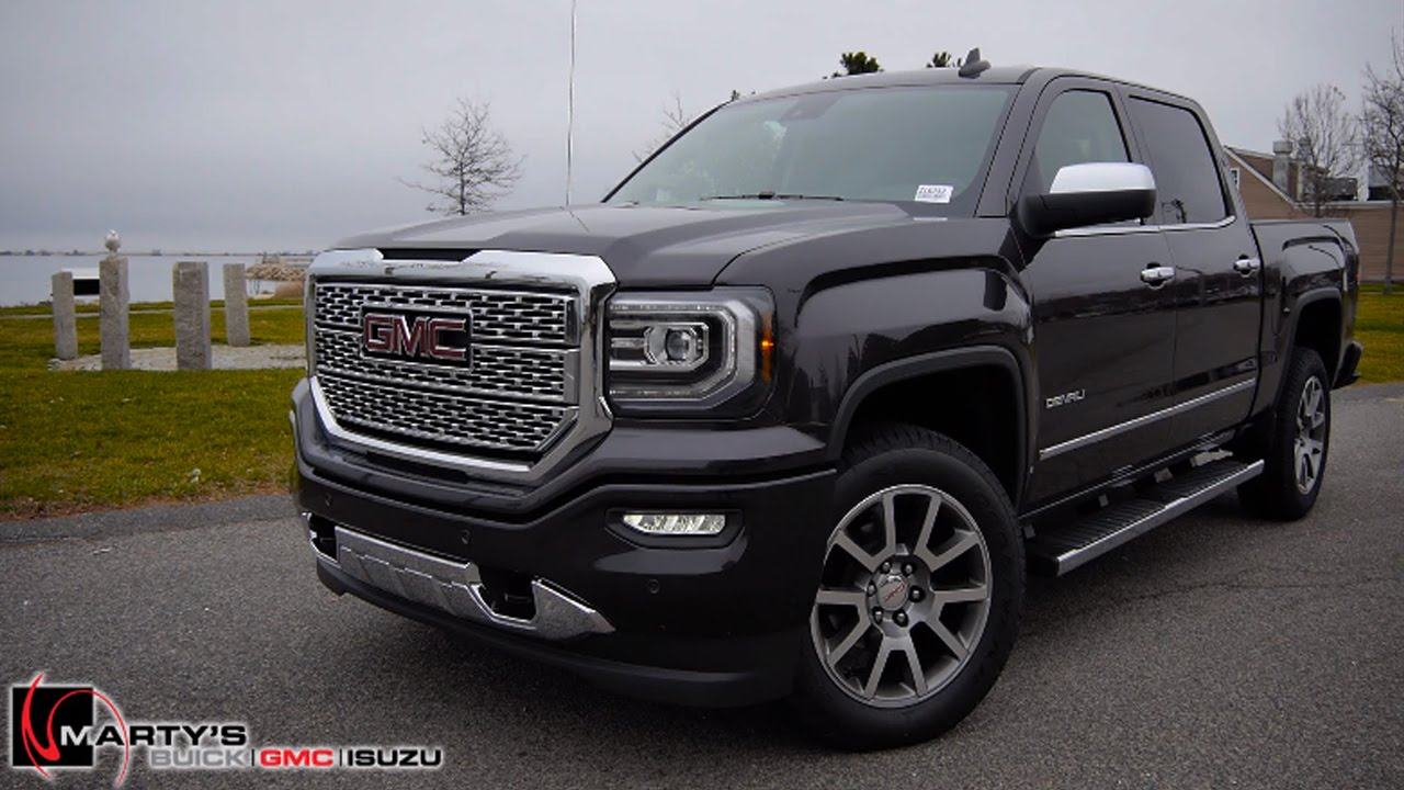 2016 gmc sierra denali this is it youtube. Black Bedroom Furniture Sets. Home Design Ideas