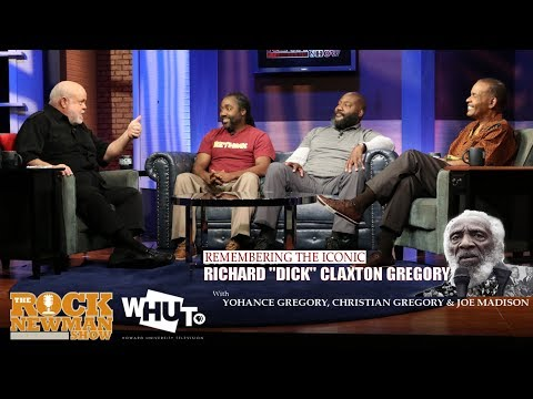 Honoring Dick Gregory on The Rock Newman Show