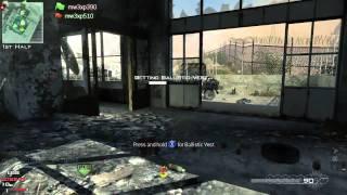 Modern Warfare 3 Dome Map Gameplay - CTF Multiplayer Gameplay