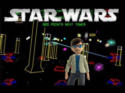 Star Wars Arcade Games Stream!