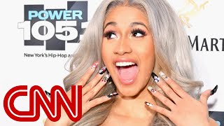 Cardi B's expletive-filled rant perplexes Democrats