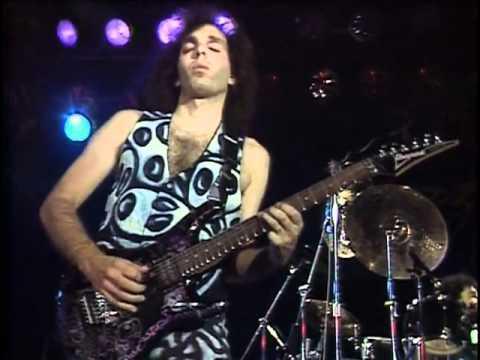 Rubina - Joe Satriani - Montreux Jazz 1988