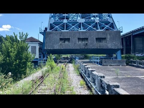 Abandoned Railroad Coming Back To Life Rj Corman Branchline Myrtle Beach South Carolina