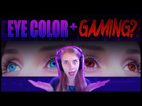 Does Eye Color Affect Gaming Skill? (BO3)