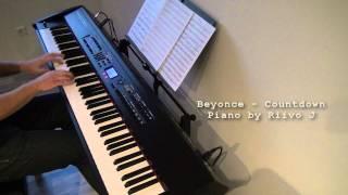 Beyoncé - Countdown (Piano Cover)...