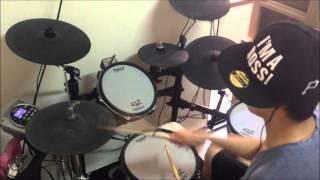 僕のヒーローアカデミア Boku No Hero Academia OP The Day 叩いてみた Drum Cover