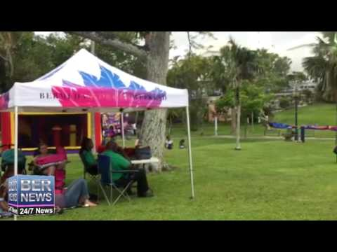 Kiddie Carnival at Victoria Park, June 10 2017