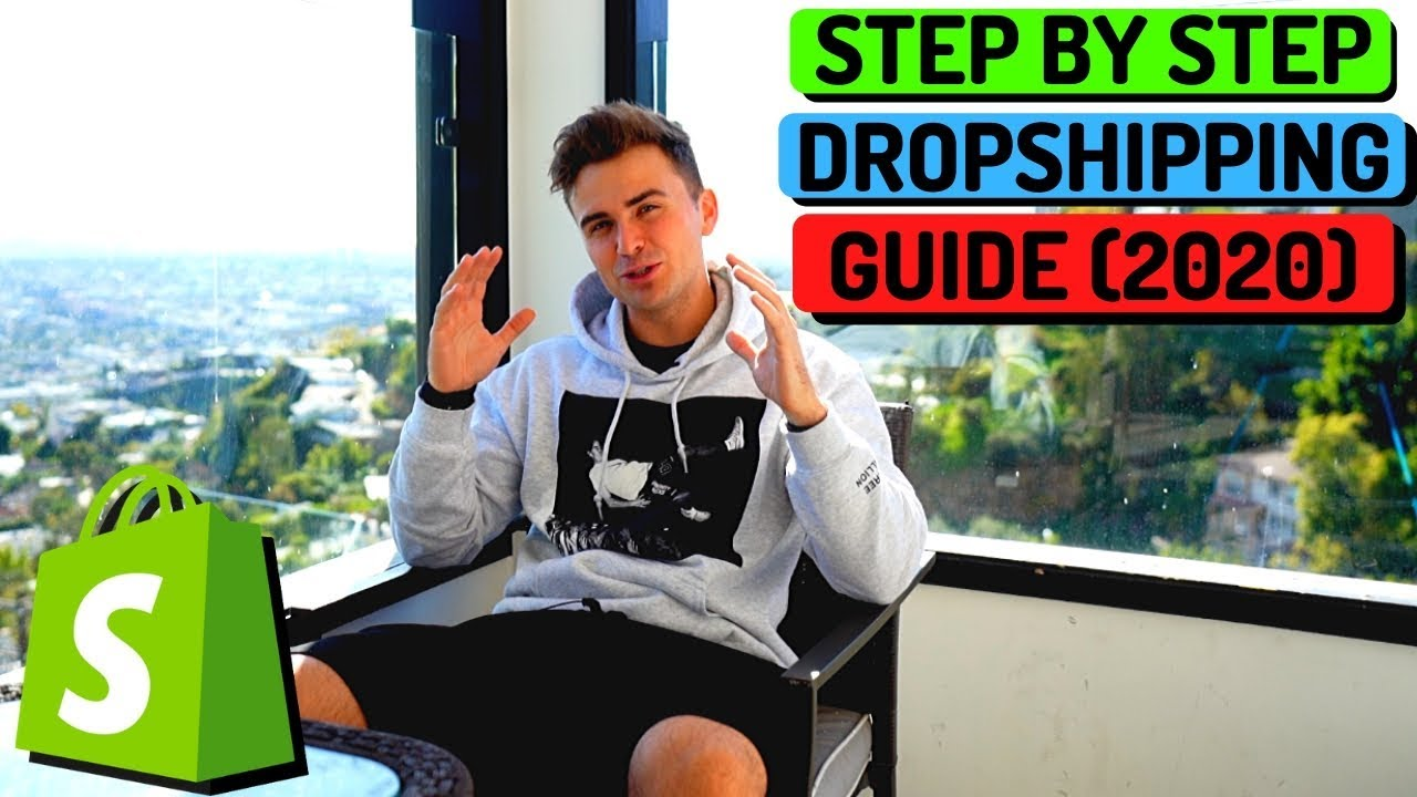 Shopify Dropshipping $0 to $100k STEP BY STEP 2020 FULL STRATEGY COURSE