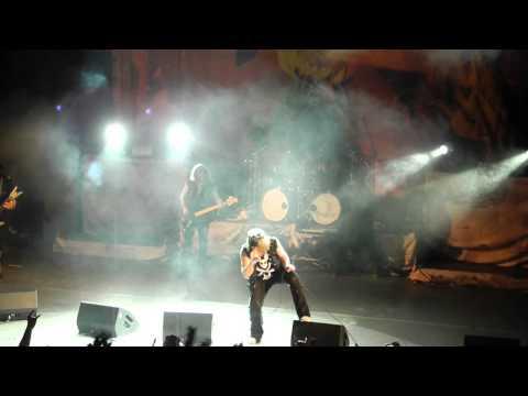 Helloween & Kai Hansen - Heavy Metal (Is The Law) & Halloween live in Kiev 28.05.2013 NAU
