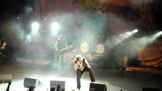 Helloween & Kai Hansen - Heavy Metal (Is The Law) & Halloween live in Kiev 28.05.2013 NAU