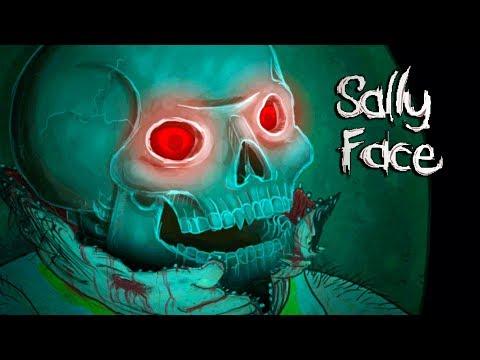 Sally Face ● ПРИЗРАКИ И ДЕМОНЫ #2(1440p)