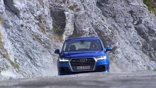 2017 Audi Q7 review from Family Wheels