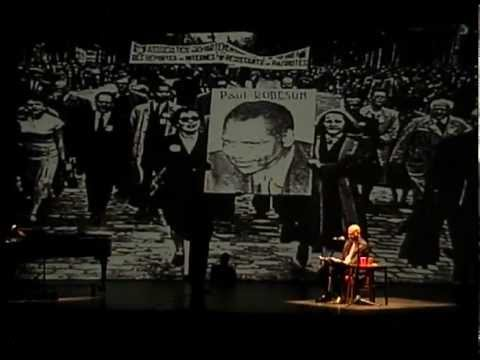 I Go On Singing: Paul Robeson's Life in His Words & Songs live stage show trailer.mov