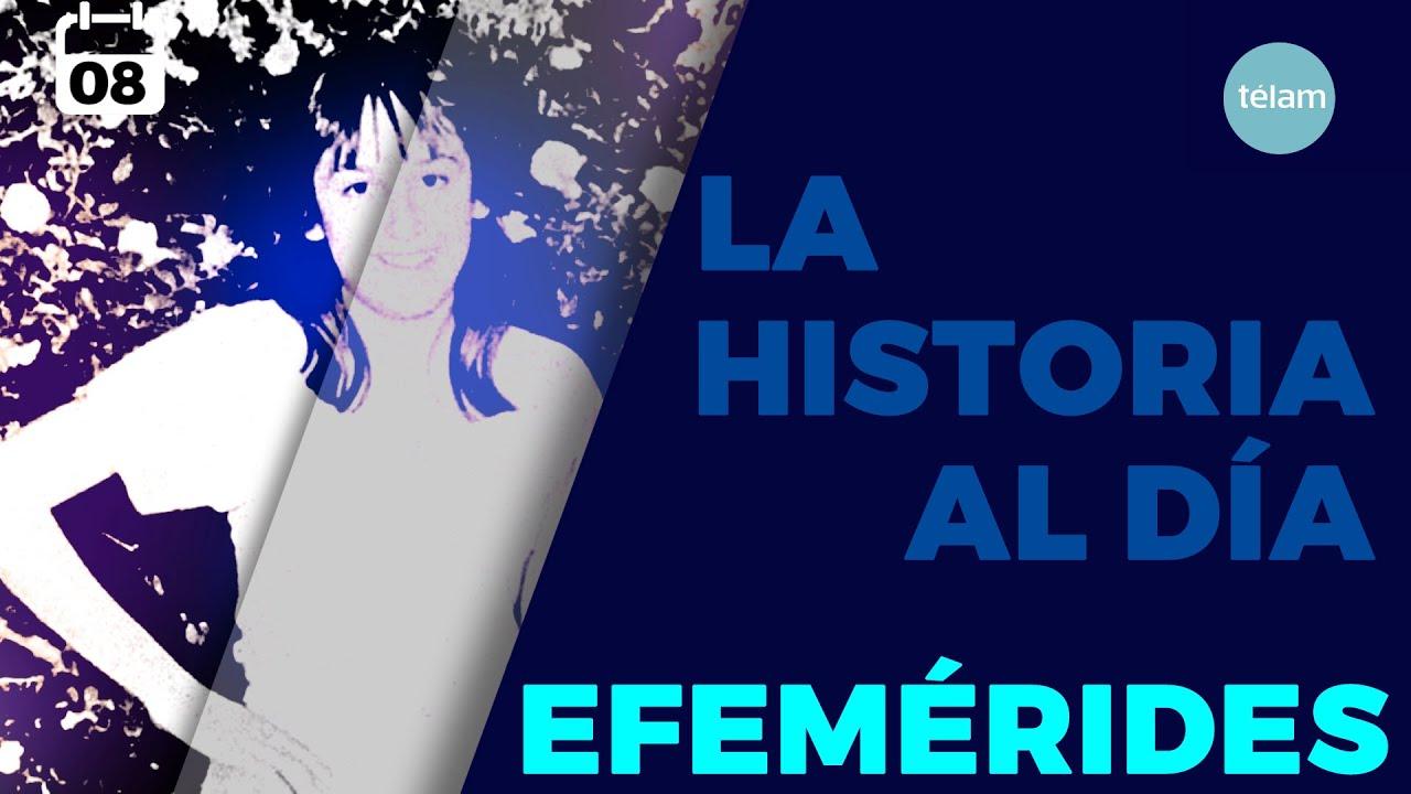 LA HISTORIA AL DÍA (EFEMÉRIDES 08 SEPTIEMBRE)