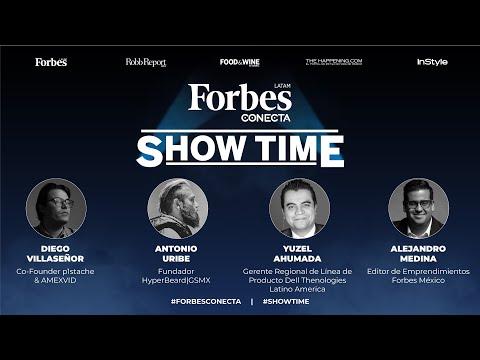 Videojuegos, la industria que derrotó a la pandemia (y quiere más)   Forbes Conecta Showtime