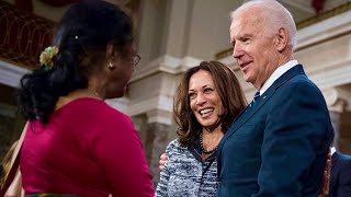 Joe Biden is favorite to win 2020 election and the top pick for VP could be Kamala Harris: Smarkets