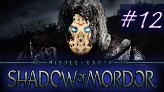 Прохождение Shadow Of Mordor [Middle-Earth] - Ч.12 - Охота на грауга