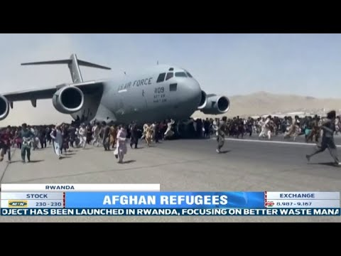 Rwanda to receive 250 Afghan students