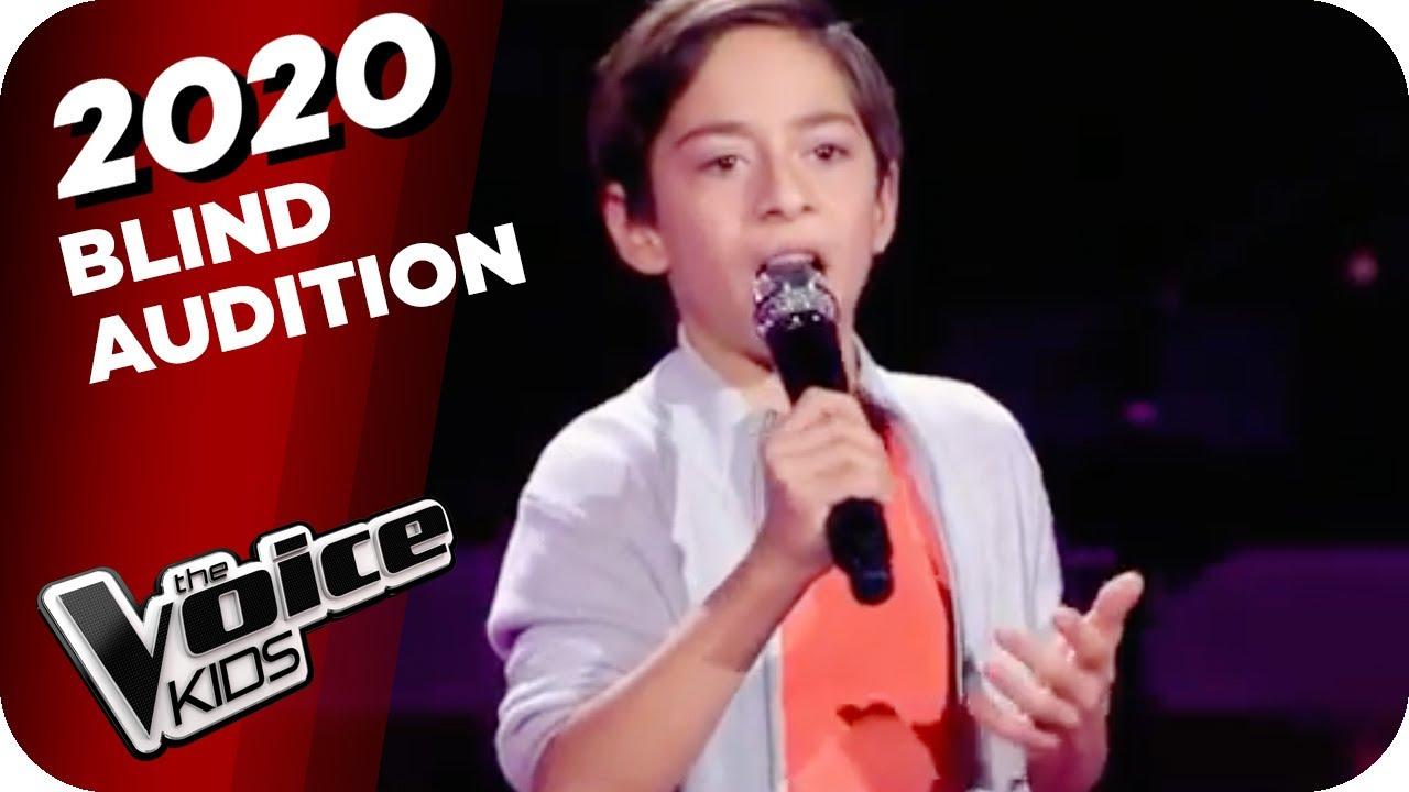 Download Wincent Weiss - Kaum Erwarten (Ares)   The Voice Kids 2020   Blind Audition