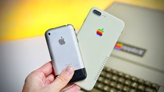 The Original iPhone - More Retro Than You Might Think