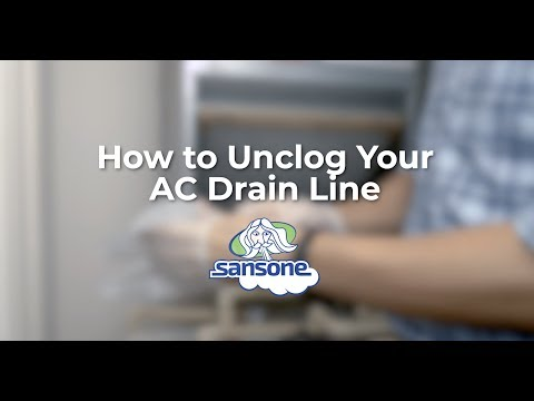 The Complete Guide to Unclogging Your AC Drain Line | Sansone AC