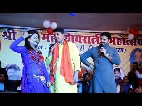 Hothawa Ke Laliya - Pawan Singh, Golu Raja Superhit Stage Show 2018 Bihta - Patna