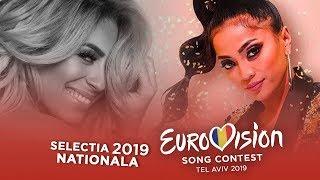 Eurovision 2019 (Selectia Nationala 2019Romanian National Selection) - Top 25