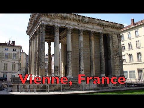 Vienne, France: An Ancient Roman City on the Rhône River
