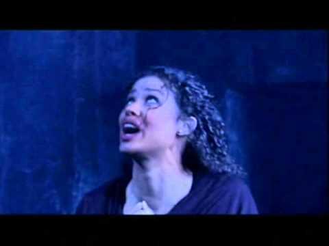 Jude Law & Gugu Mbatha-Raw in Hamlet (2009) - Nunnery Scene
