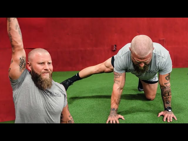 15 Minute Mobility Routine for Athletes (Follow Along)