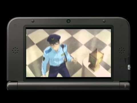 [Nintendo Direct] Phoenix Wright: Ace Attorney - Dual Destinies - Trailer