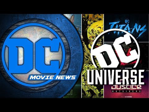 DC Universe is coming, Teen Titans trailer, Aquaman Speaks - DC Movie News