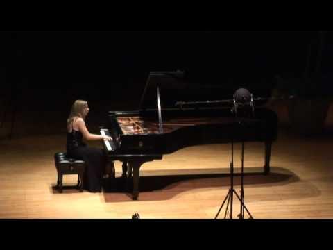 Ingrid Fliter plays Chopin Ballade No. 4 in F minor, Op. 52
