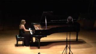 Ingrid Fliter plays Chopin Ballade No. 4 in F minor, Op. 52