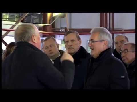 Губернатор Пензенской области побывал с рабочим визитом в Заречном