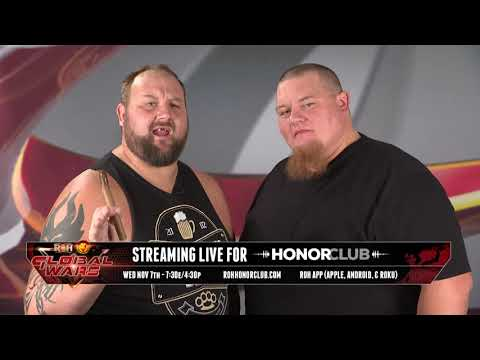 Bouncers vs SCU at Global Wars: Lewiston