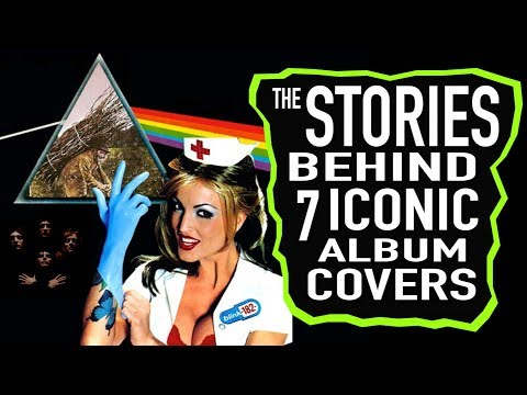 The Stories Behind Iconic Album Covers