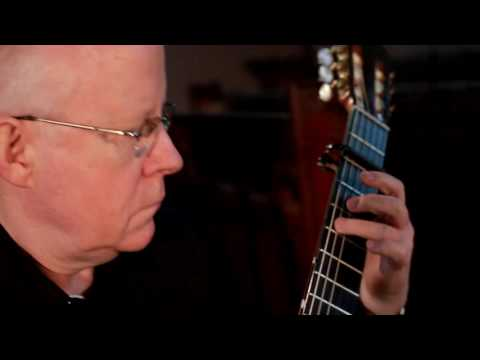 Courante BWV 1008 by J.S. Bach, performed by John Feeley
