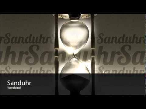 Wortfeind   Sanduhr