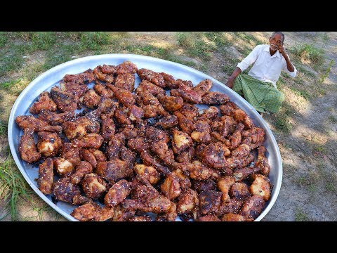KFC Korean Fried Chicken Recipe | Crispy Fried Chicken By Grandpa