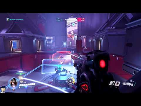 Sometimes you just need a defensive Widowmaker