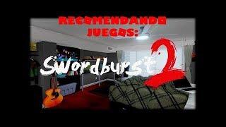 consigliare giochi: 2 SwordBurst | d1n075 | Roblox video in spagnolo