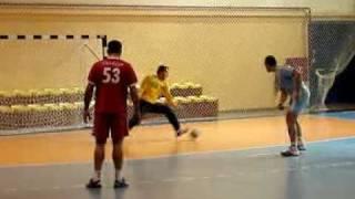 HANDBALL: GREECE - TURKEY (2nt half-time)