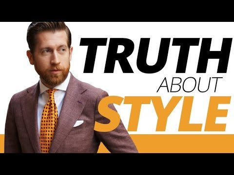 The Six Factors Of Style | Tanner Guzy And Clothing As Communication