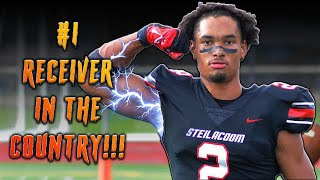 #1 Wide Receiver In The Country Is A CHEAT CODE *Emeka Egbuka* l Sharpe Sports