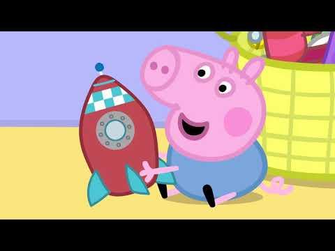 Мультфильм про свинку пеппи все серии подряд