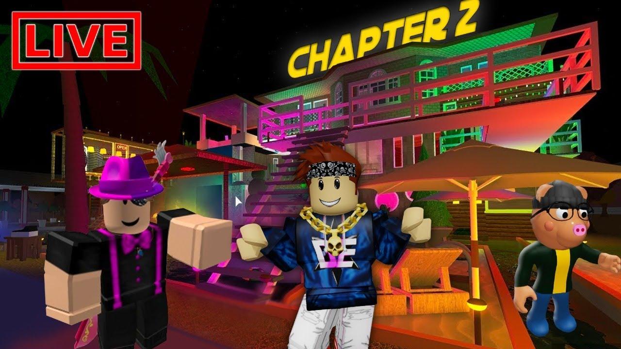 🔴 NEW: CHAPTER 2 PIGGY BOOK 2 MAPS, INSANE ROBLOX GAMES