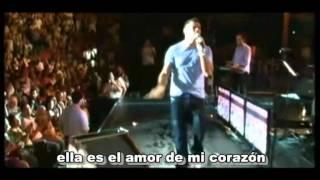 Amr Diab 3eny wana shayfo subtitulada español