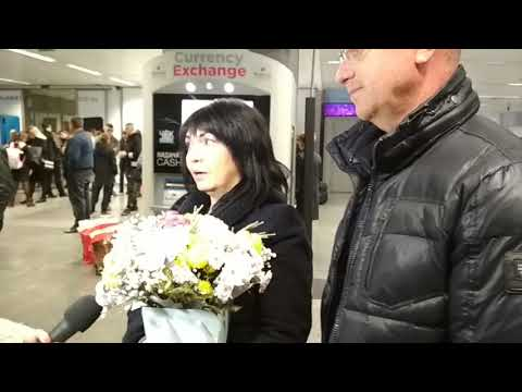 nazar viv: Батьки олімпійцям Назара чепурного чекають його в аеропорту