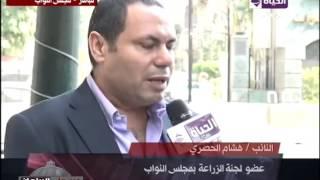 برلماني:نسعى لمنع استيراد السكر ودعم مزارعي القصب والبنجر..فيديو